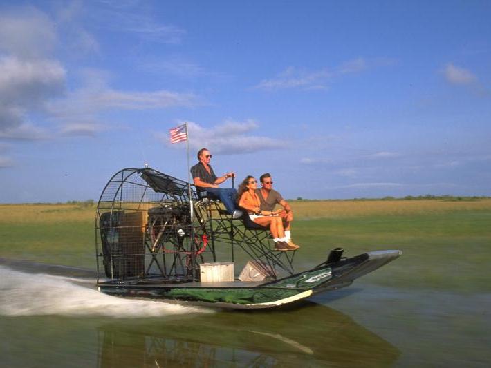 Miami Everglade Safari tour