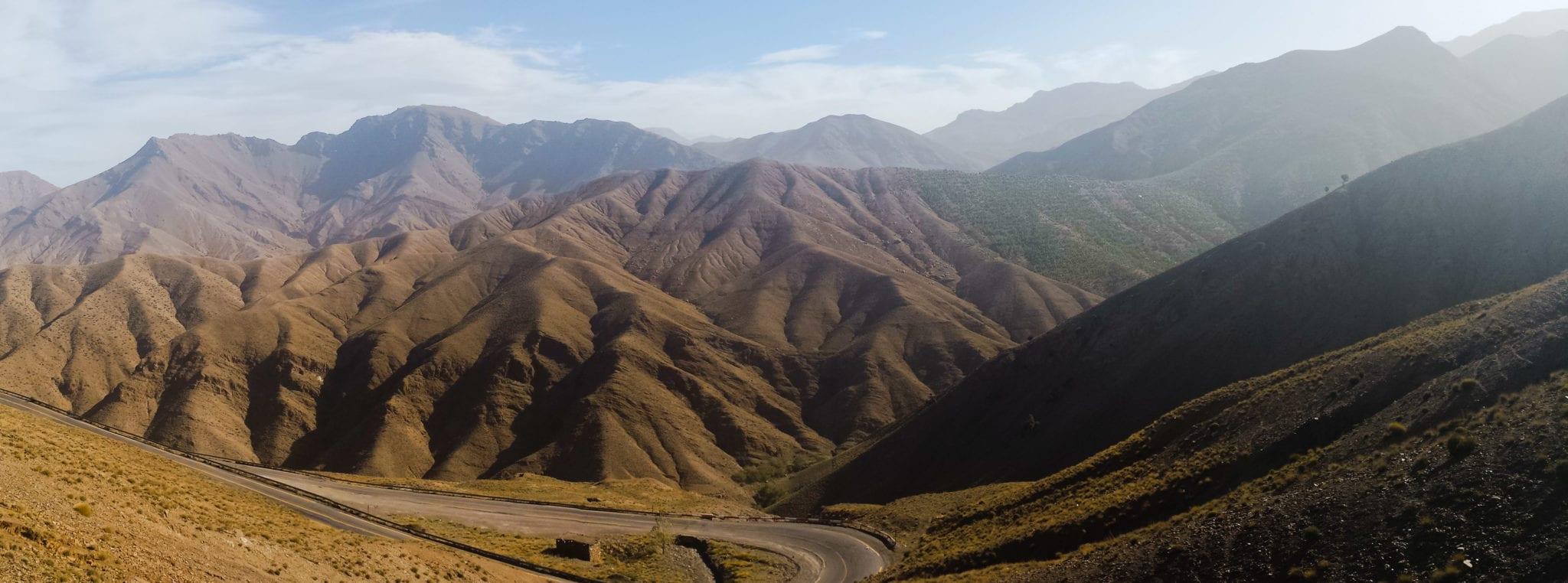 Hike the Atlas Mountains