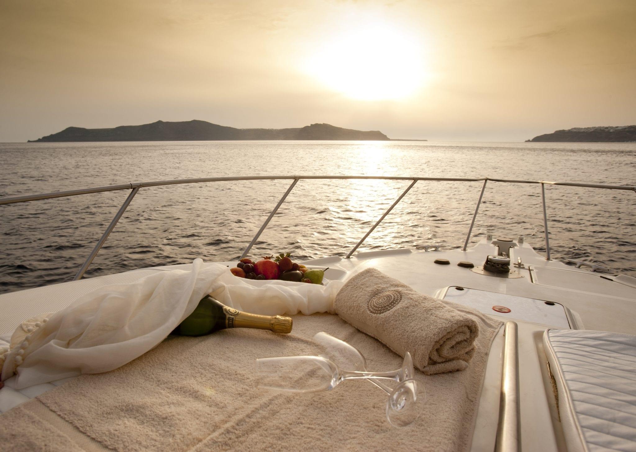 Yacht To Island Near By