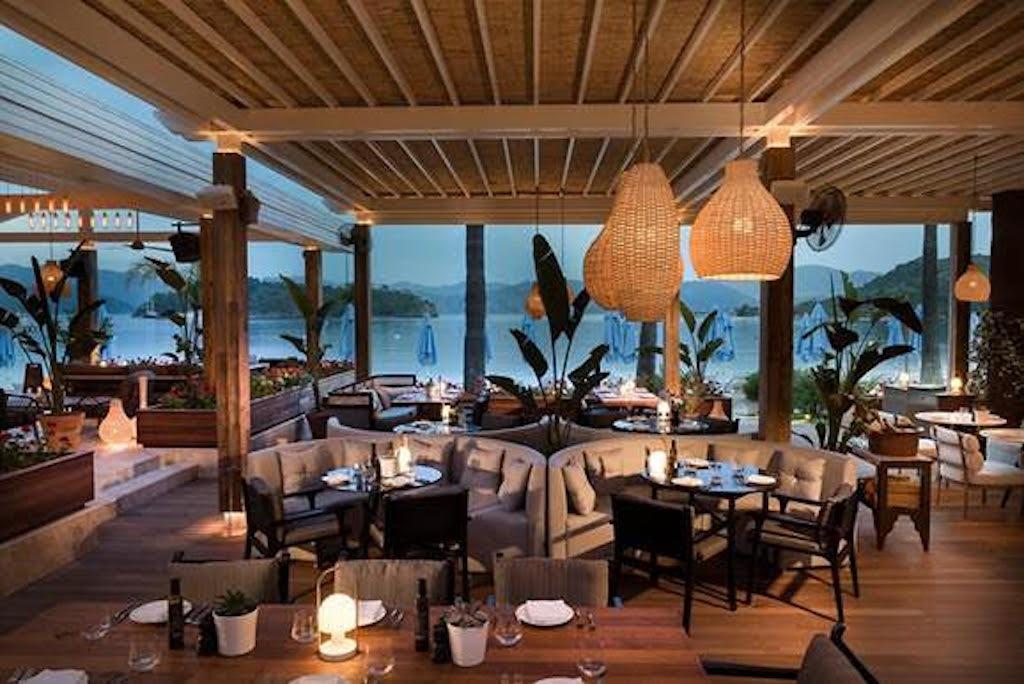 Maris Kitchen (120 seated)
