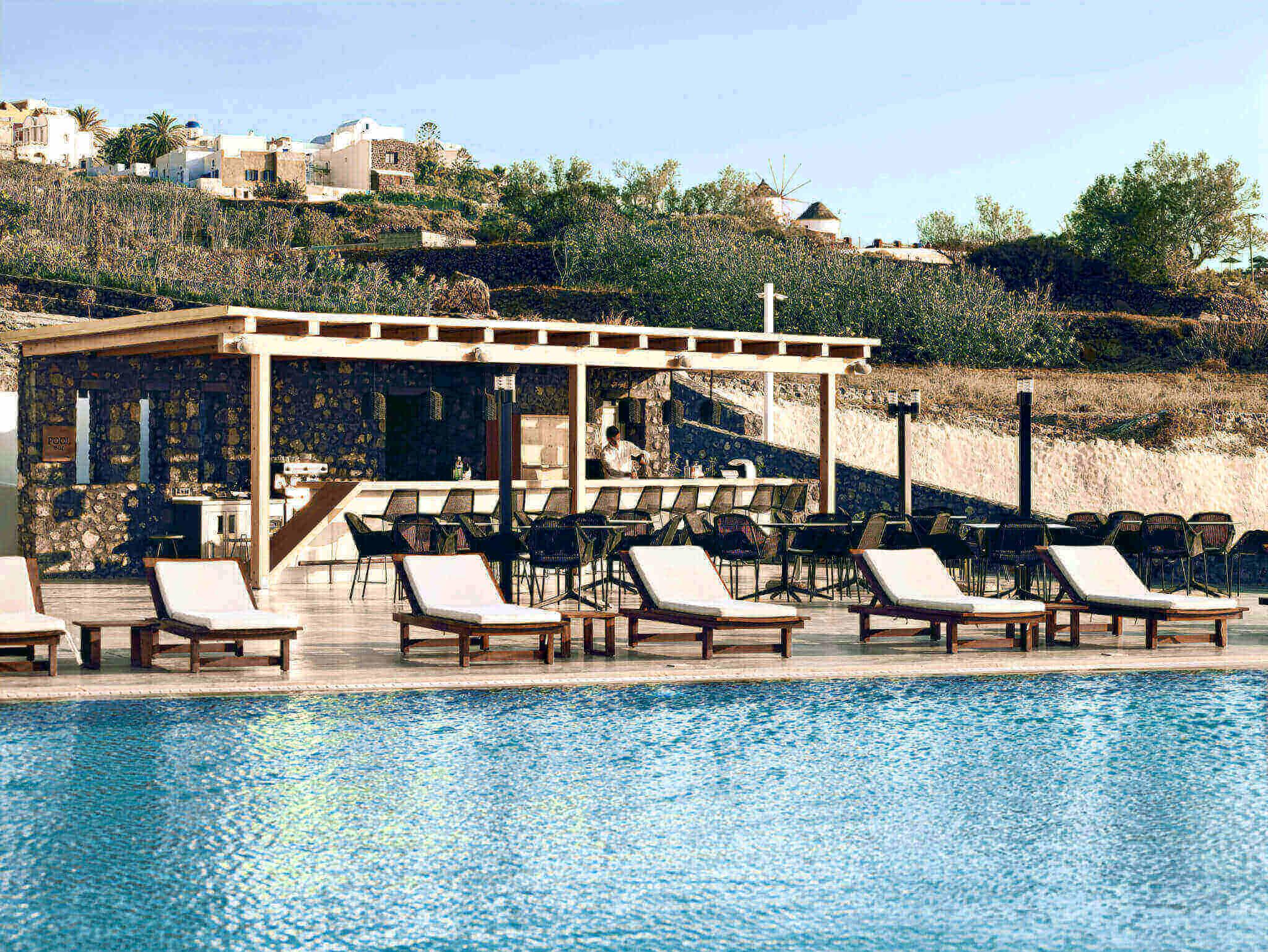 Akratos Poolside Lounge Bar