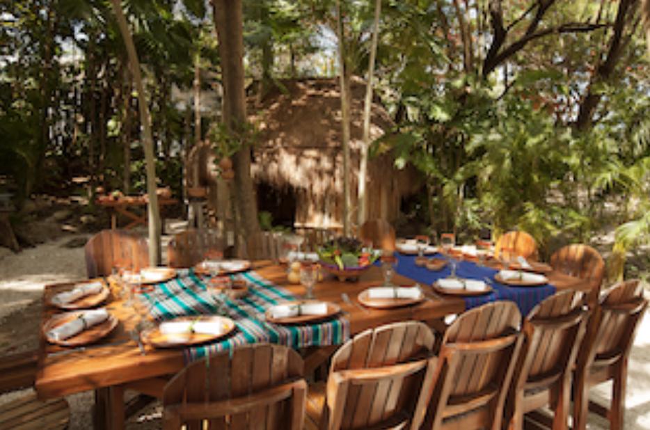 Mayan Dining Experience