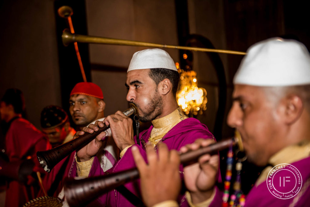 Instruments played by Moroccan Musicians
