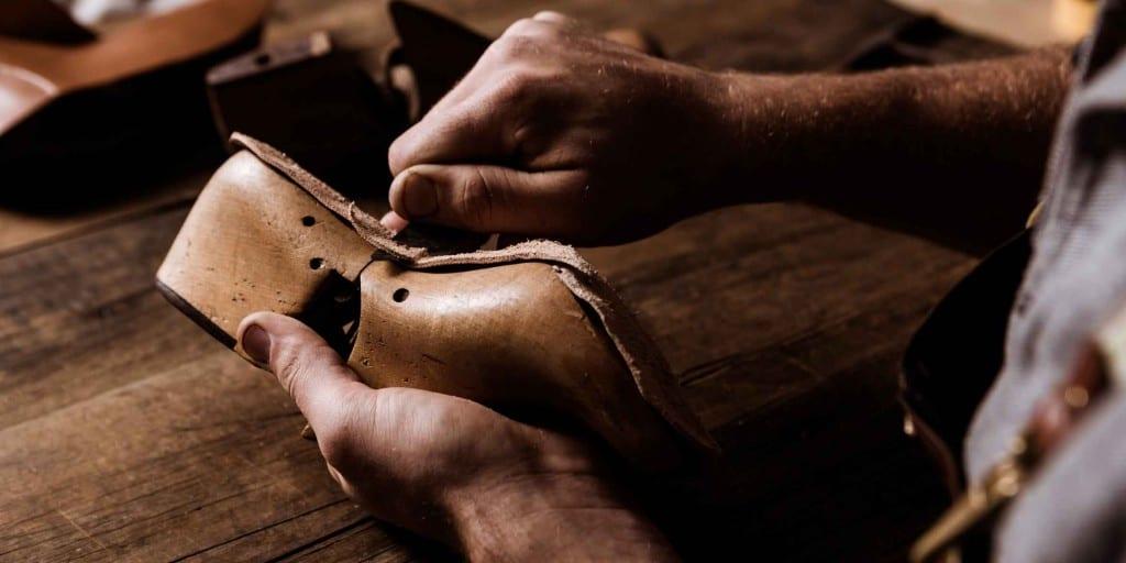 Local leather craftsmanship