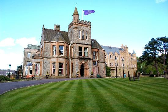 Culloden Estate and Spa in Ireland