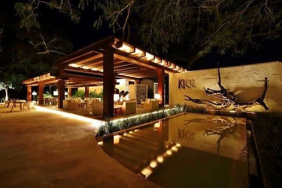 Ki\'ol Restaurant
