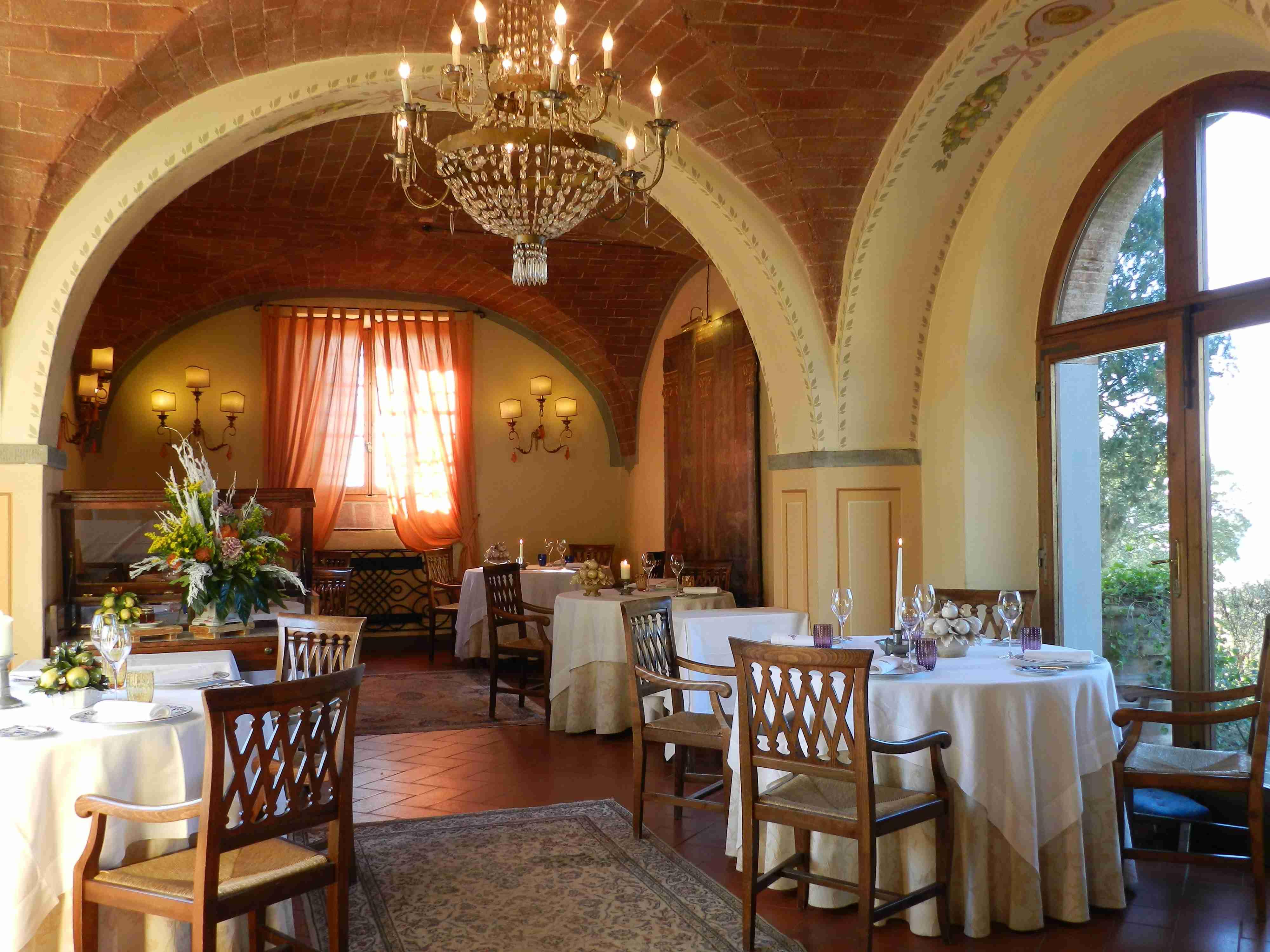 Il Falconiere Restaurant