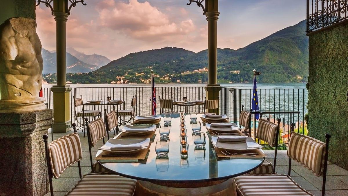 Grand Hotel Tremezzo Restaurants