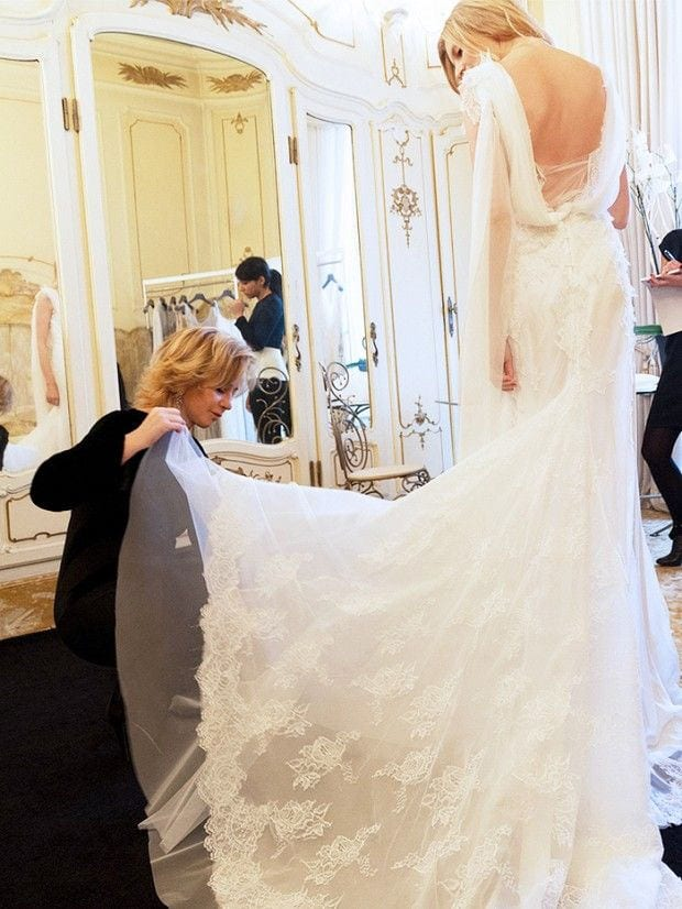 Wedding Gown Shopping: The Number One Question Every Bride Asks