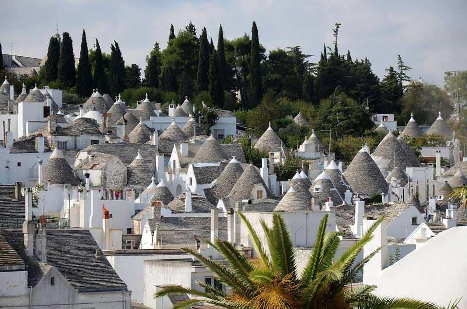 Trulli villages