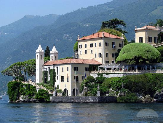 Lake Como Italian Villa