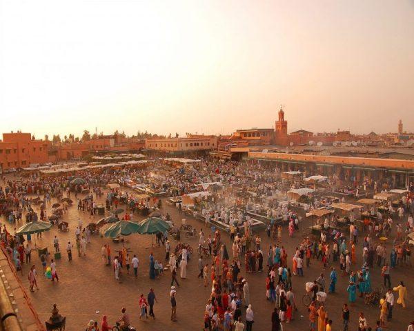 Marrakech Honeymoon Destinations