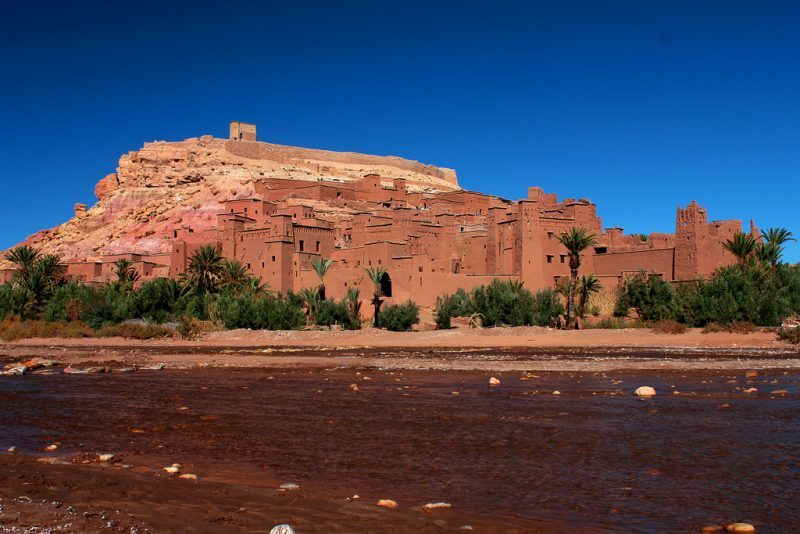 Ouarzazate as a honeymoon destination