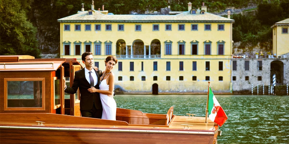 Lake Como, Italy For Your Destination Wedding