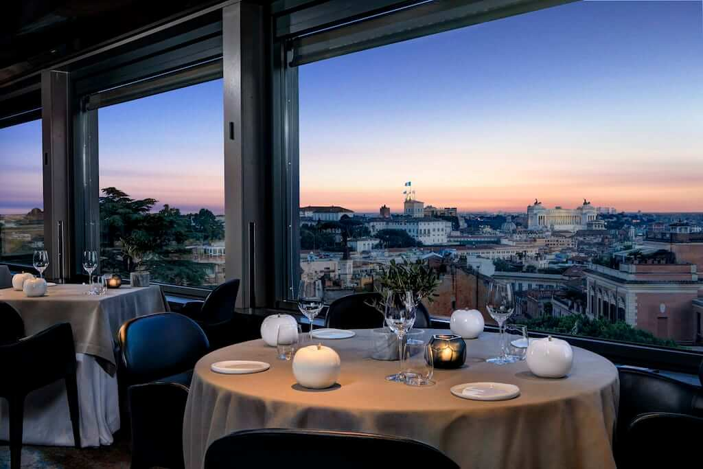 Hotel Eden Rome Top Wedding Venue In Rome Wedaways
