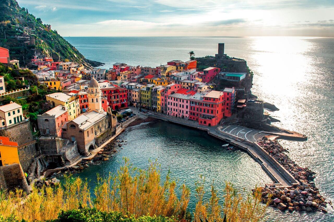 Regions Of Italy For Amazing Weddings & Honeymoons