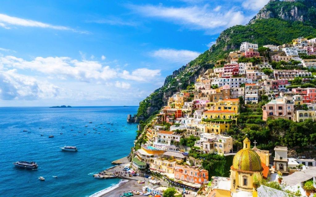 Positano Southern Italy