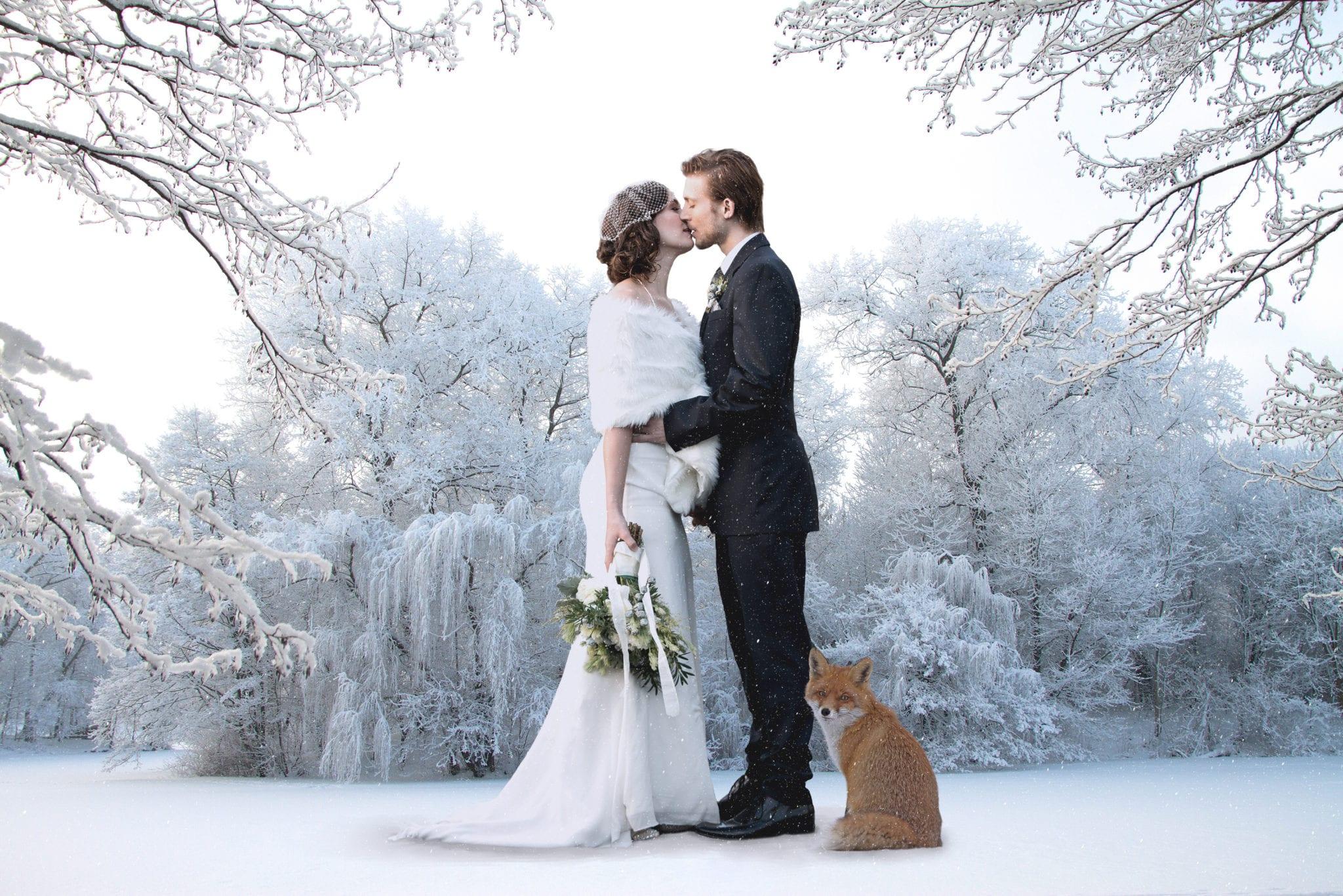 The Best Wedding Winter Wonderlands