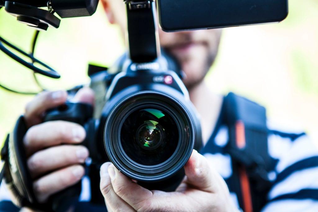 Wedding Videography Equipment