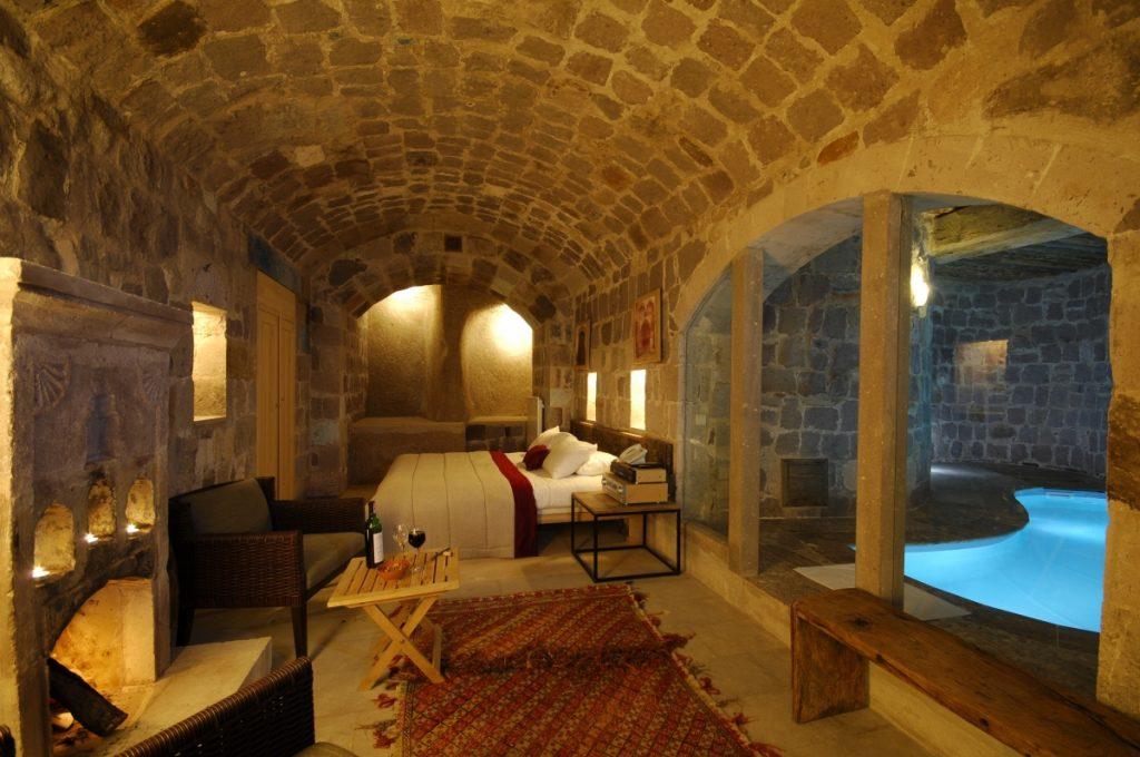 Honeymoon Suite in Cappadocia