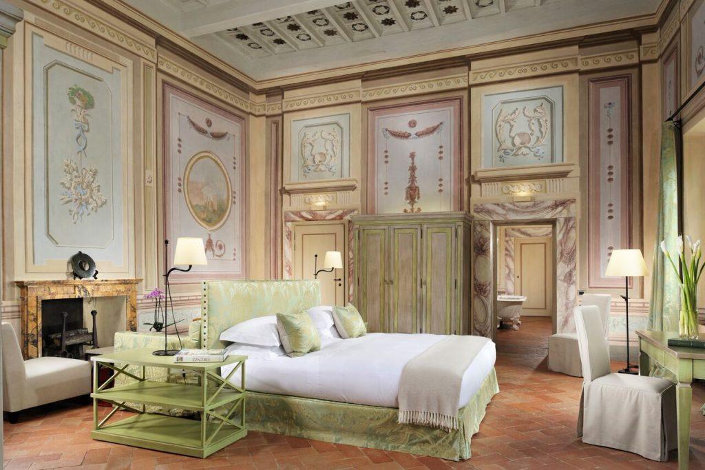 Honeymoon Hotel in Tuscany
