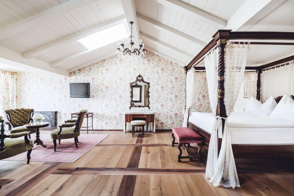 Honeymoon Hotel in Dolomites