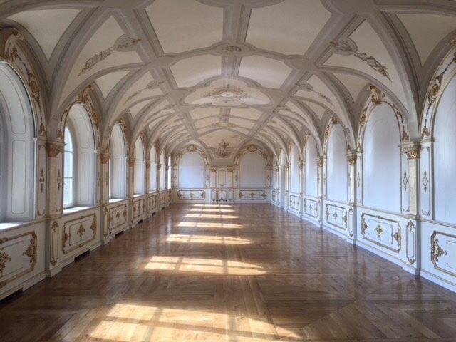 Relais La Corte Dei Papi, Tuscany, Italy Ballroom