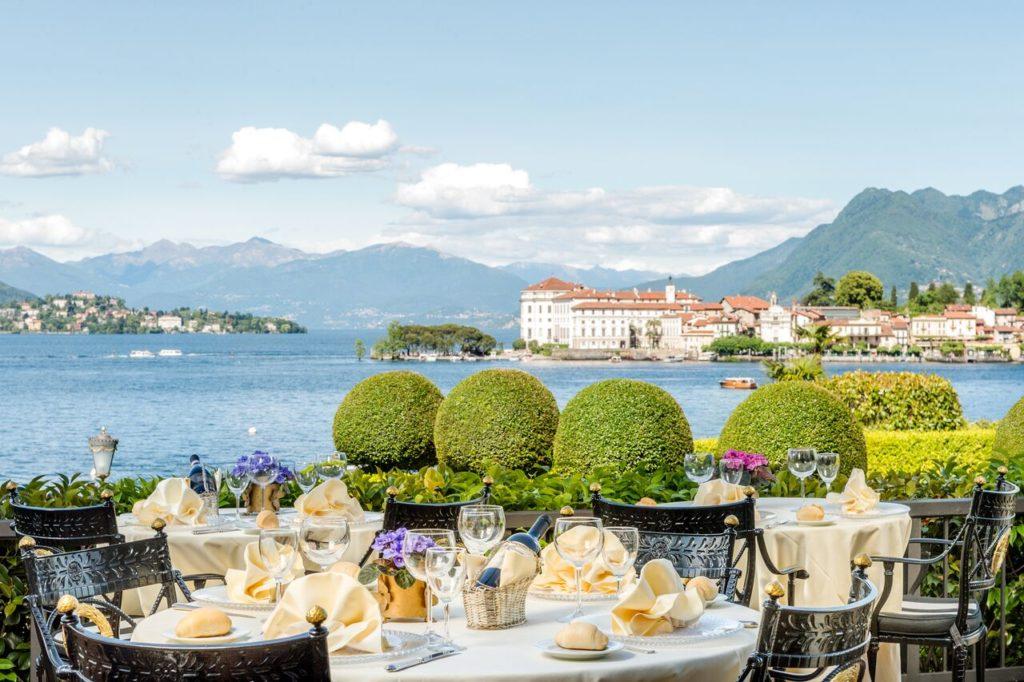 Villa Aminta Lake Maggiore Italy