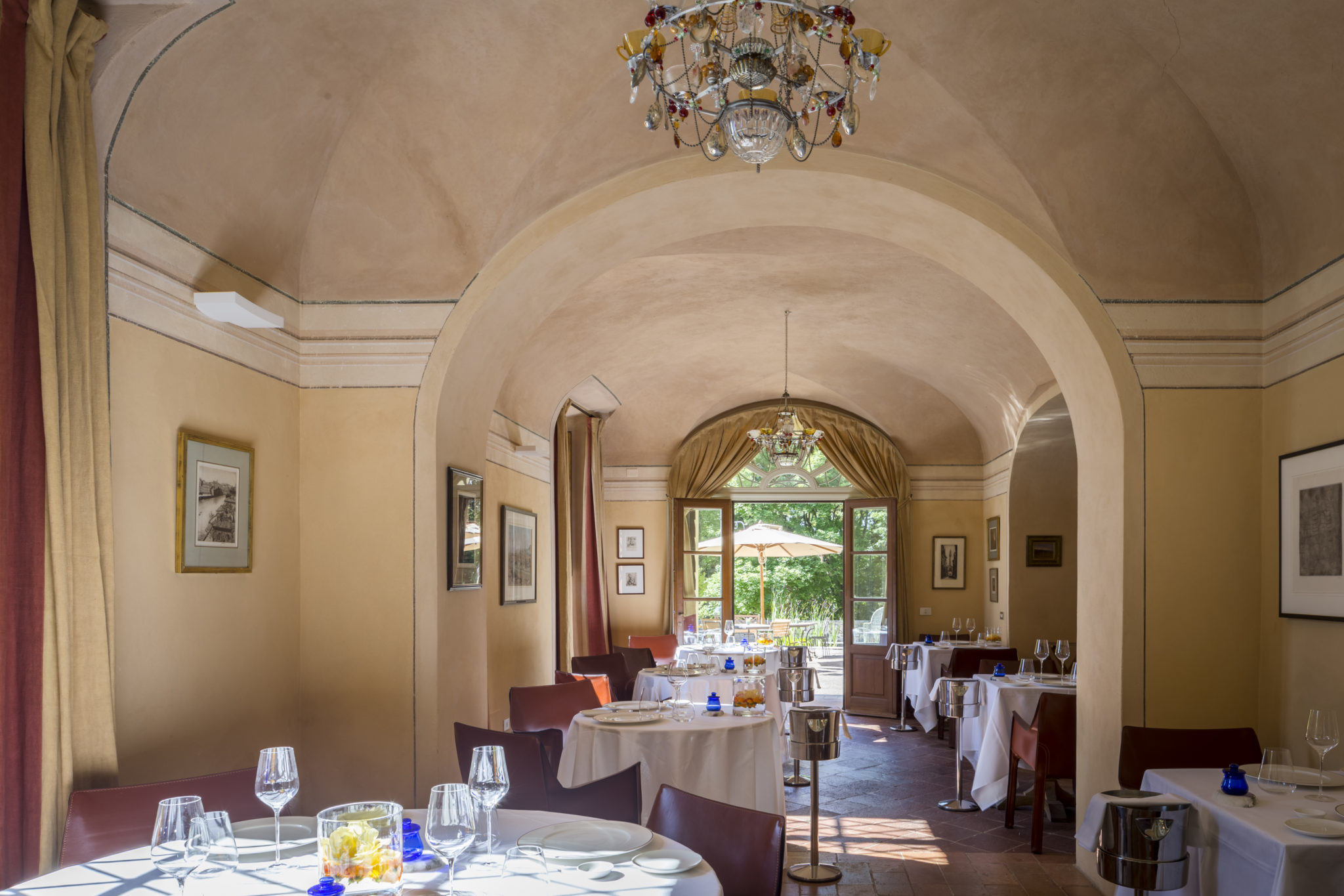 * Villa Pignano
