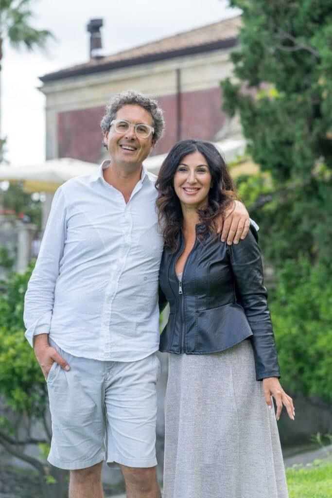 Guido Coffa and Ada Calabrese