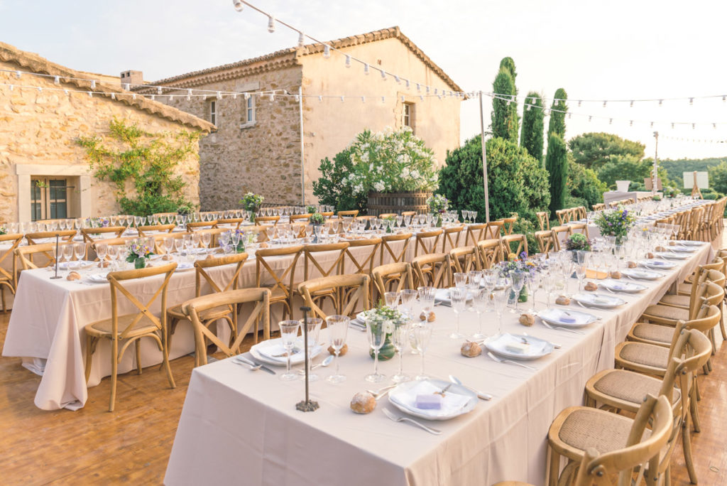 Alice Matthieu Villa Wedding