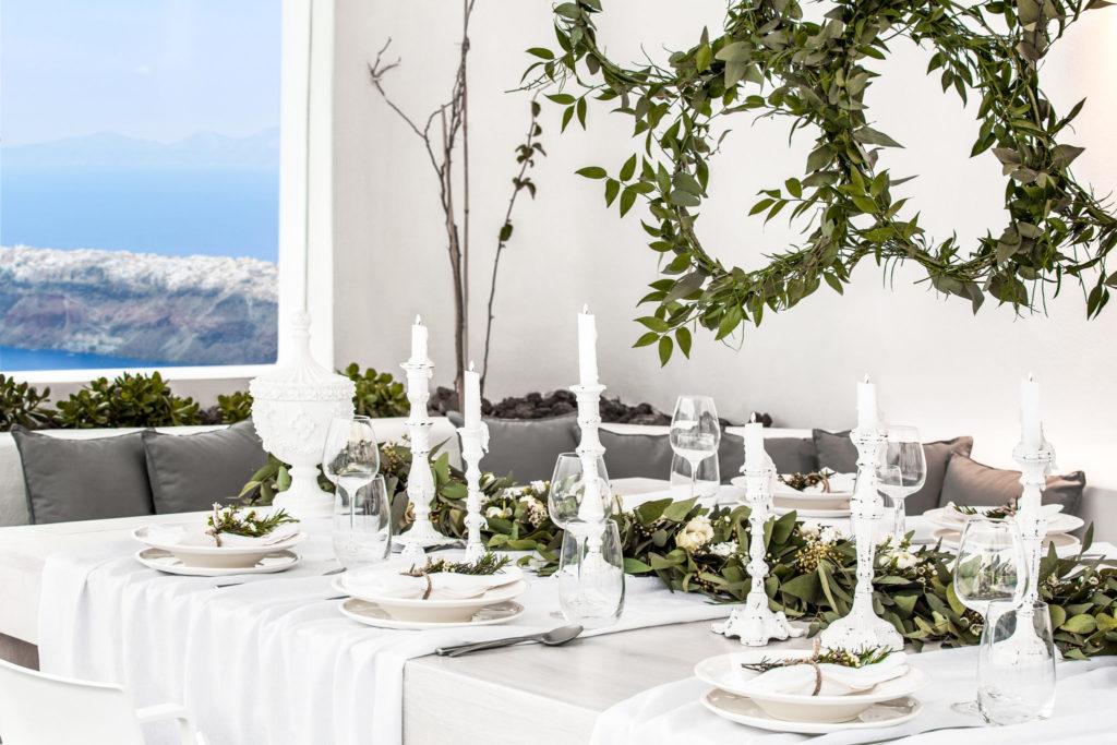 Erossea Villa Santorini in Greece