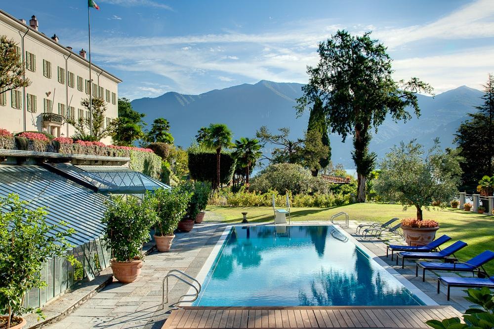 Villa Swimming Terrace