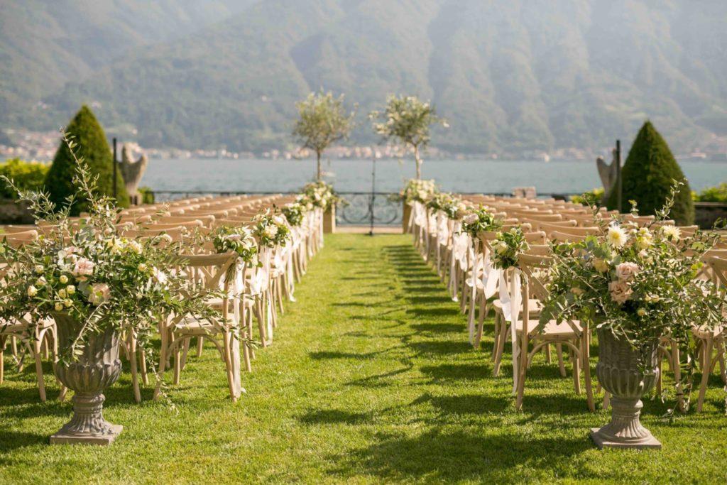 Villa Balbiano Wedding Celebration in Italy