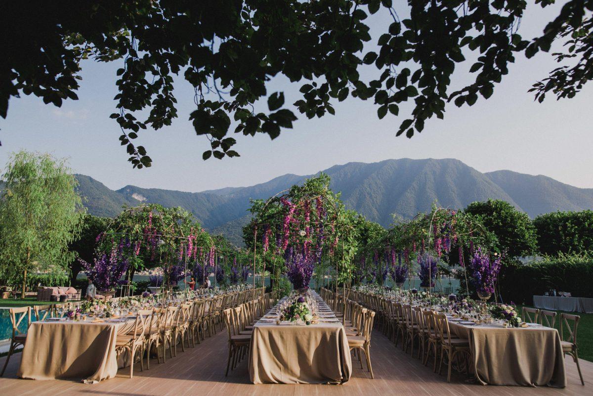 Villa Balbiano Wedding Celebration