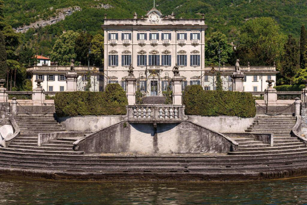 Lake Como Historical Villa