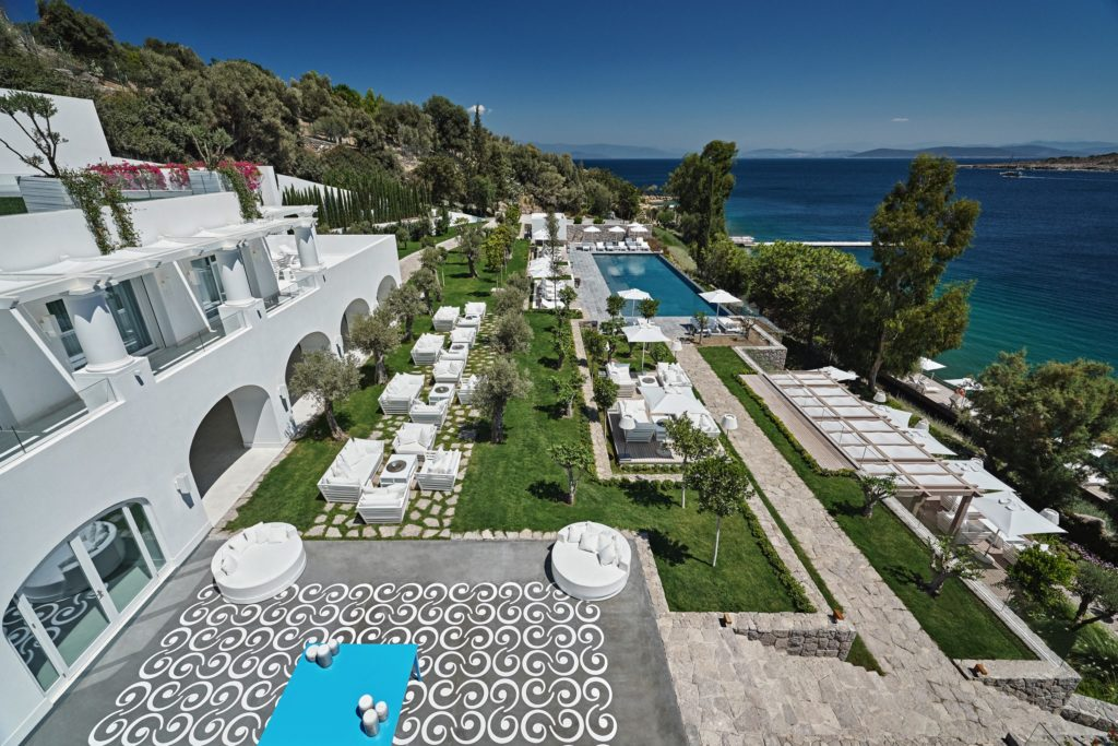 Honeymoon Hotel in Bodrum