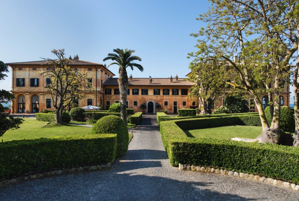 La Posta Vecchia in Rome