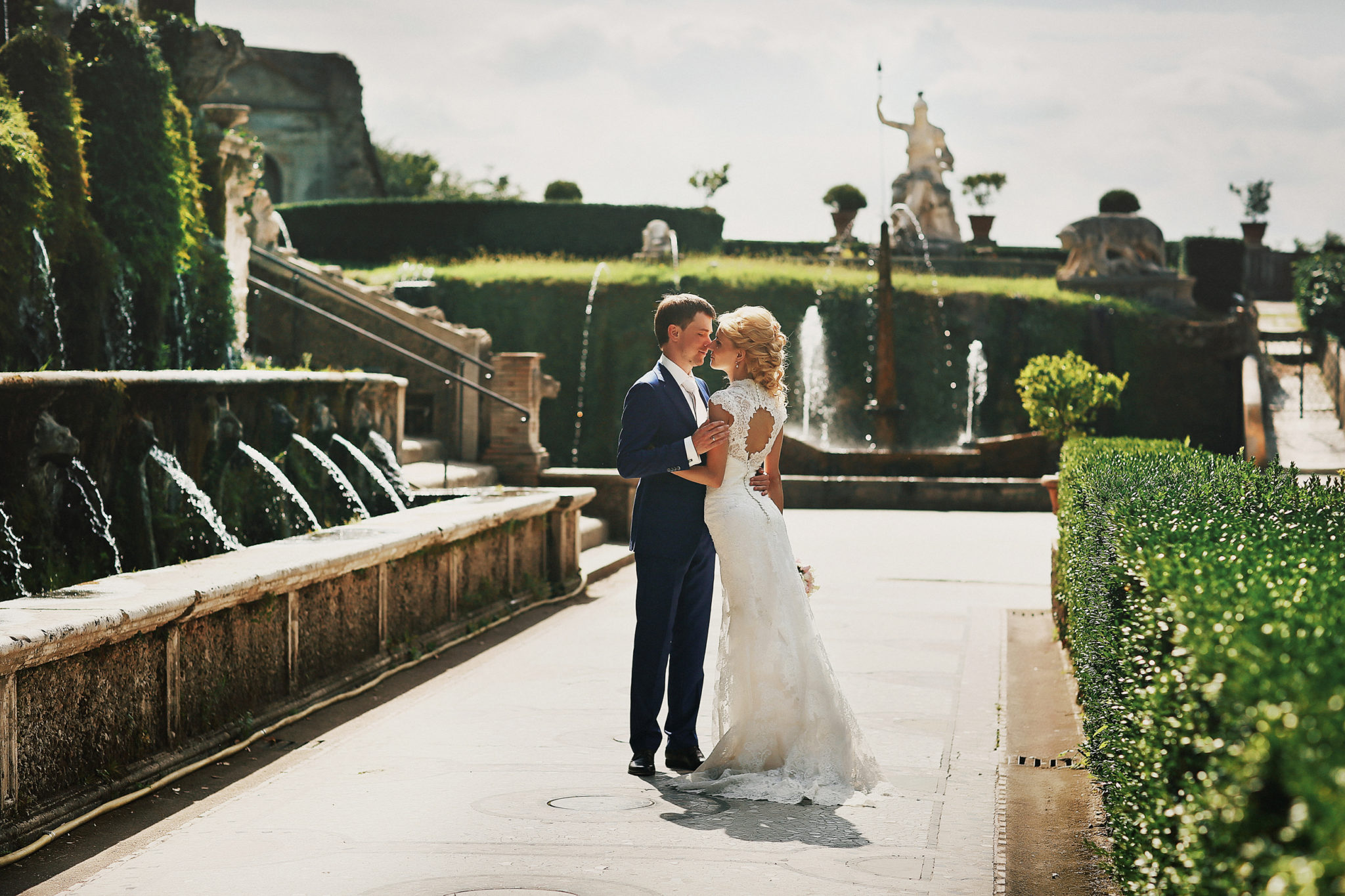 5 Wedding Venues in Rome Perfect for Destination Weddings ~ Part 1