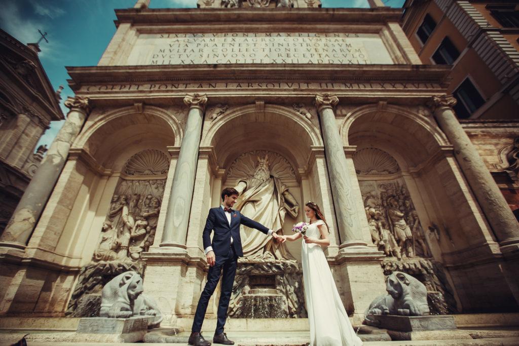 wedding venue in Rome