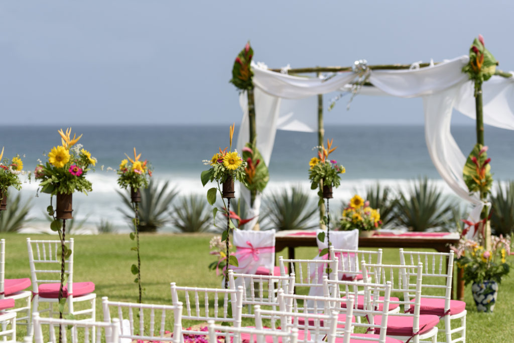 Wedding Las Alamandas
