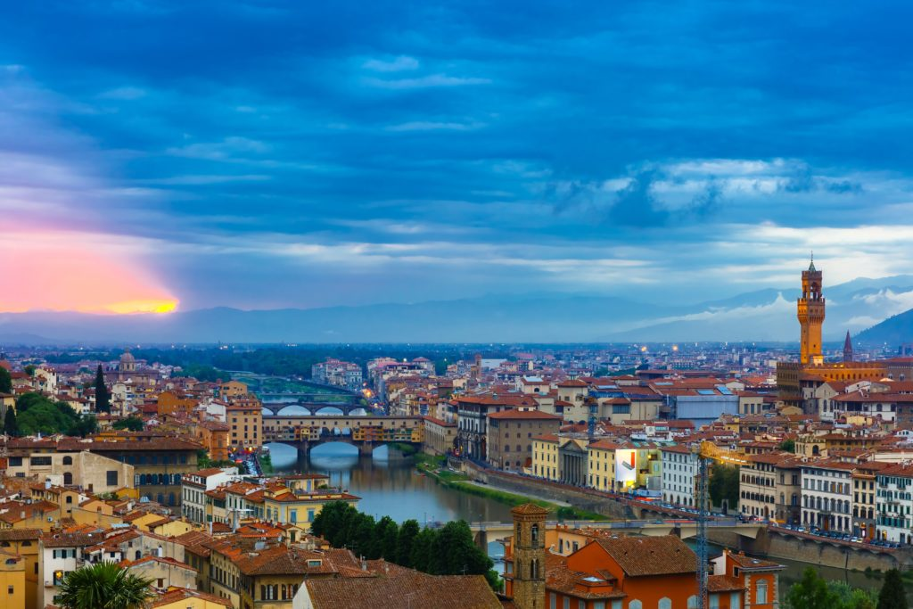 City in Italy
