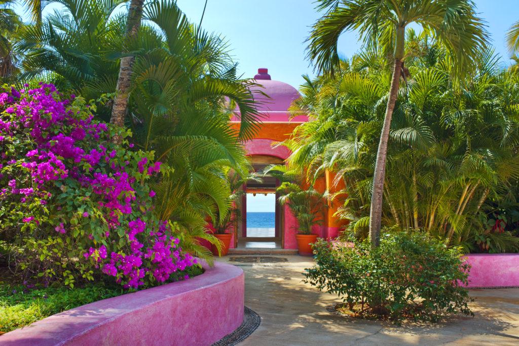 Stunning wedding resort in Mexico