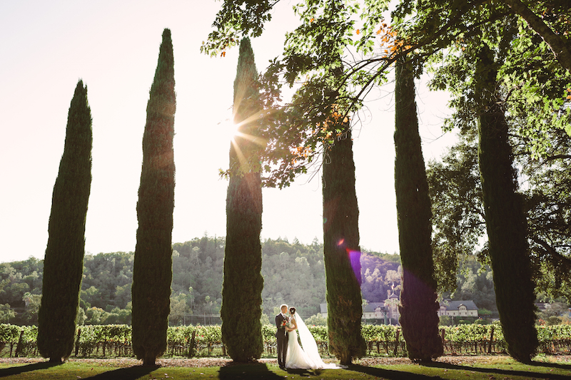4 Dreamy Wine Country Venues for Your Perfect Wedding