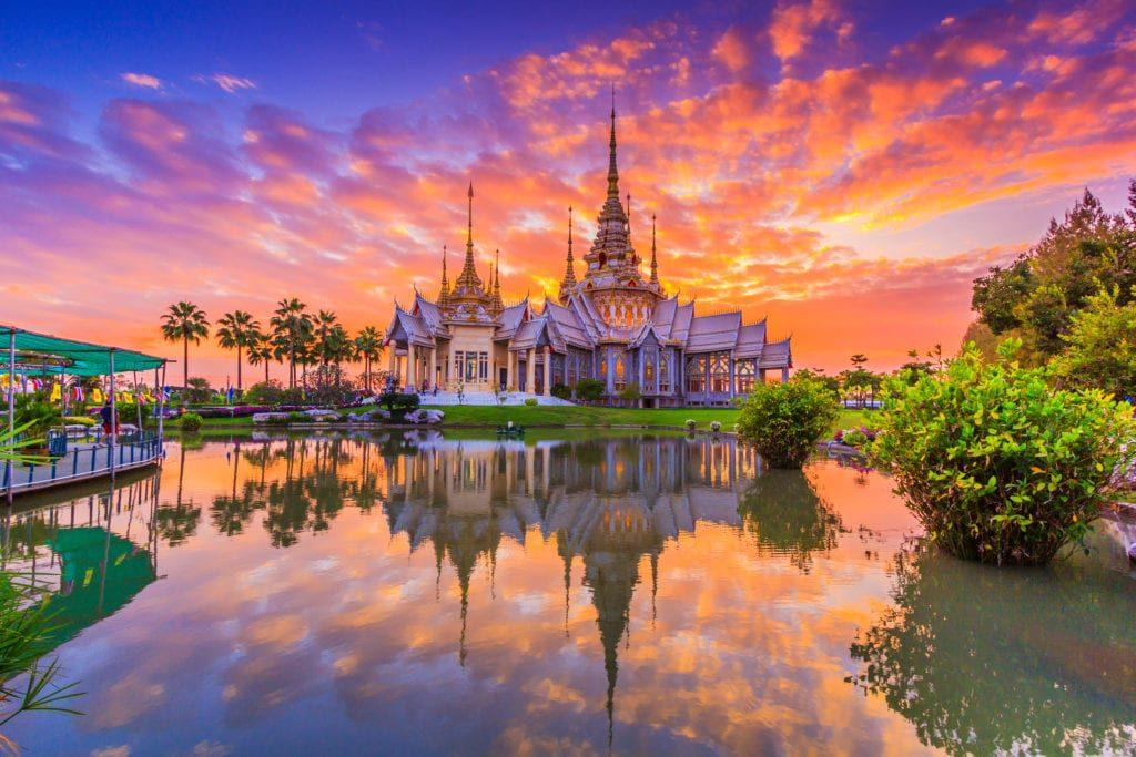 Thailand Honeymoon Destination