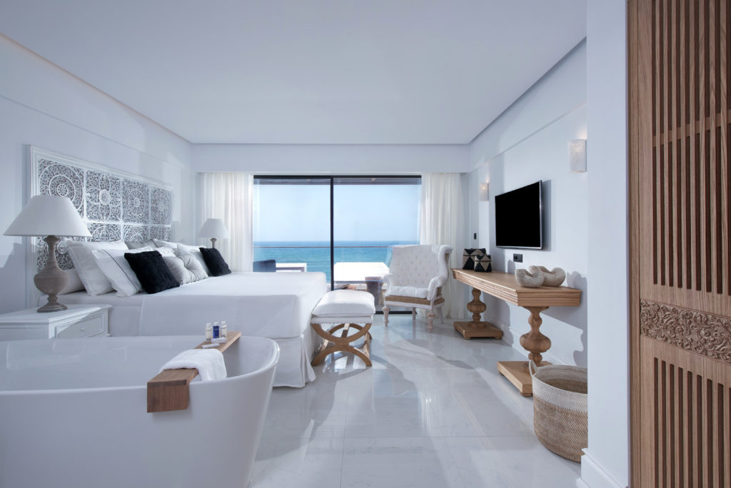 Abaton Island Resort and Spa in Crete, Greece