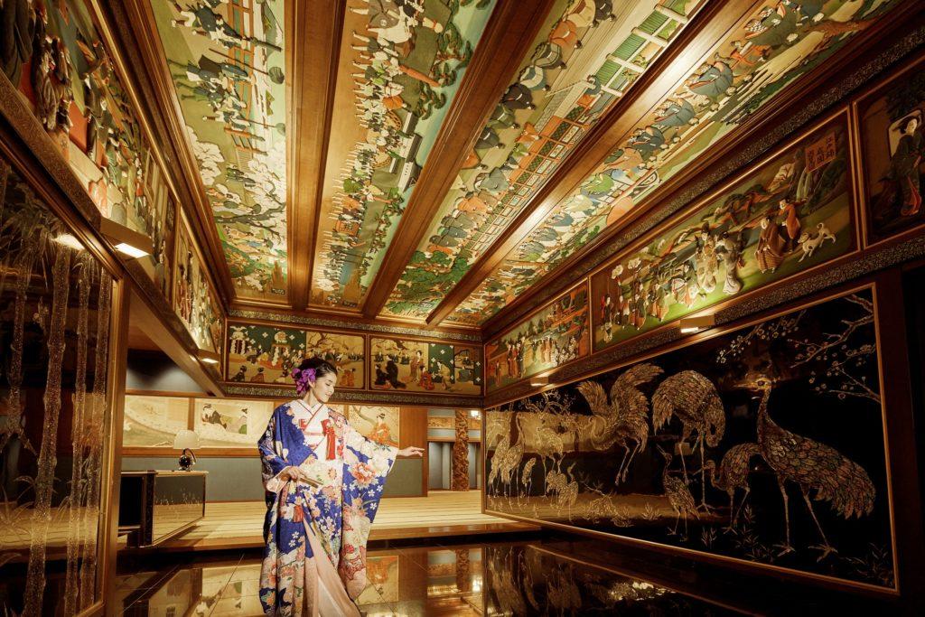 Hotel Gajoen Tokyo Wedding Venue