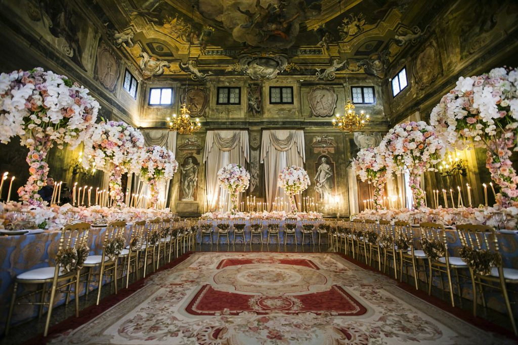 Ca'Sagredo Wedding Venue in Venice Italy