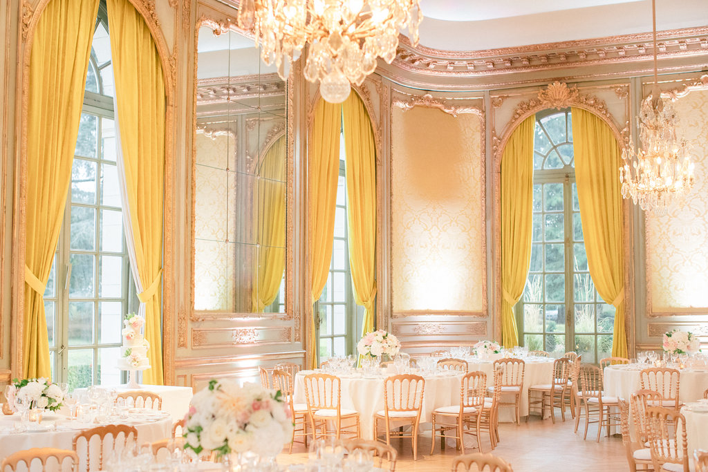 Chateau d'Artigny Wedding Venue