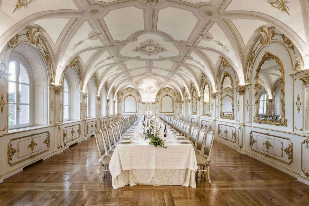 Relais La Corte Dei Papi Wedding Ballroom